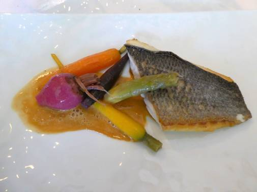 Main - sea bream
